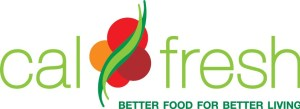 Cal Fresh logo - better food for better living